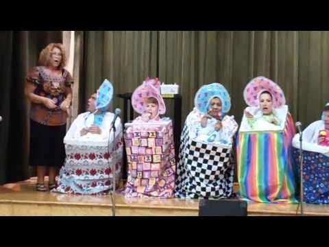 Wilmore Elementary Talent Show Babies - YouTube
