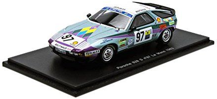 ☆ スパーク 1/43 ポルシェ 928 S 1983 ルマン24H #97 P.Gonin / A.Le Page / R.Boutinaud スパーク http://www.amazon.co.jp/dp/B00KW8P99M/ref=cm_sw_r_pi_dp_8qhGub10M630W