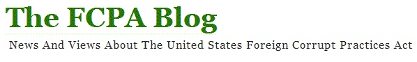News And Views About The United States Foreign Corrupt Practices Act