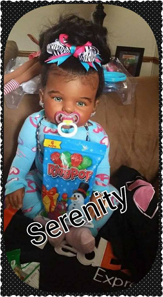 AA bebés renacidos African American por BabyandKidsUnlimited