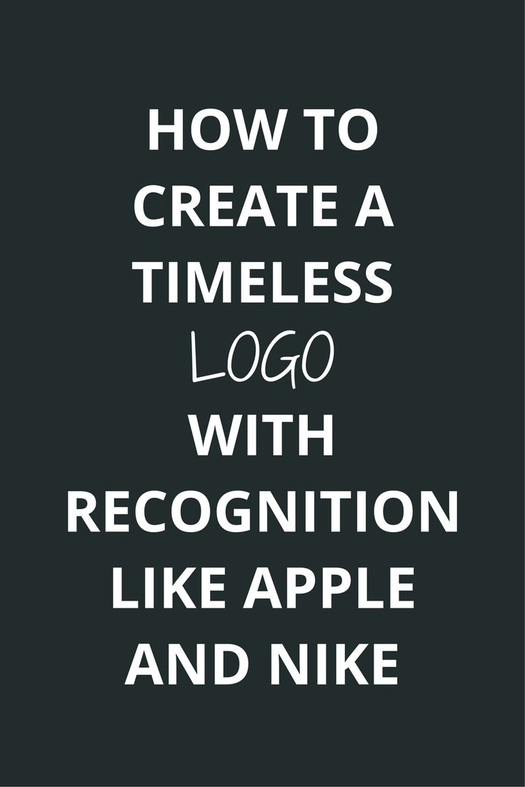 """When you're ready to kick off your brand, having a logo that immediately gets recognized is the difference between being remembered and getting a client and being passed over. In this article, you'll learn about what makes a GREAT design vs the logos that are just """"good enough"""" and you will discover the best places to find a designer to create your logo. Click through to learn more."""