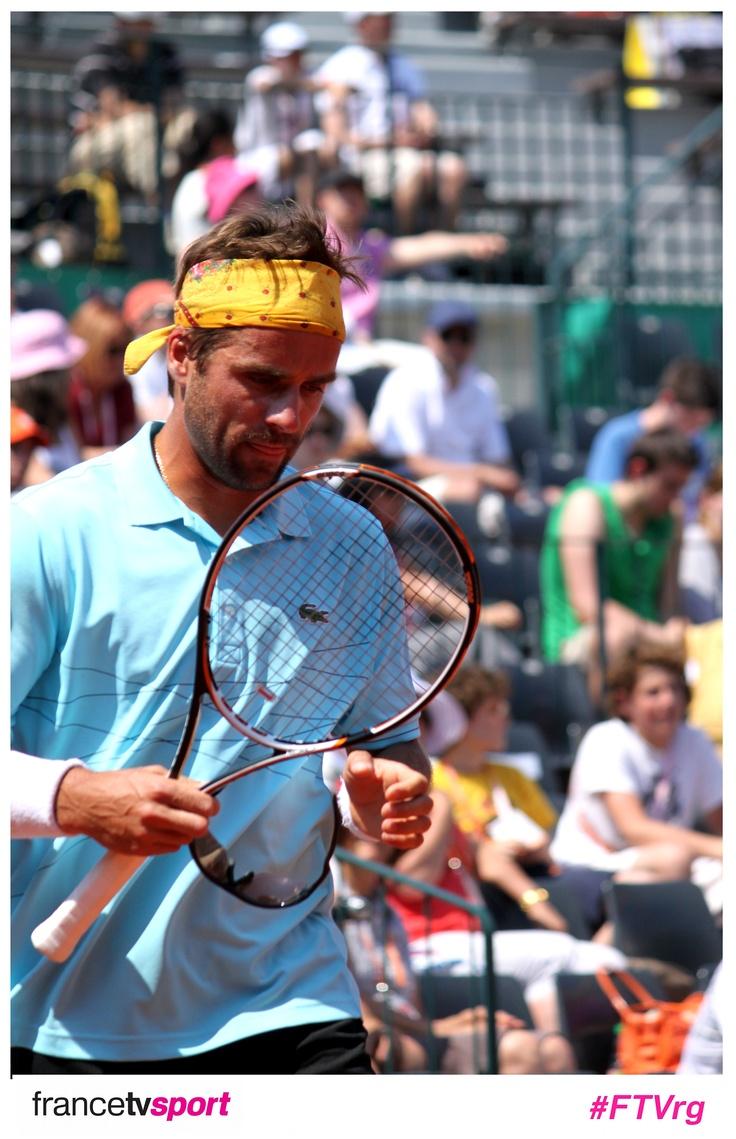 Arnaud Clément pour son dernier Roland Garros ! retouvez