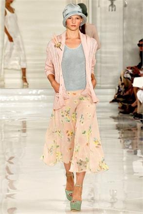 New York Fashion Week 2011   Ralph Lauren Spring/Summer 2012