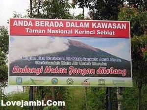 Taman Nasional Kerinci Seblat Wisata Alam Di jambi  http://lovejambi.com/travel/2013/10/13/taman-nasional-kerinci-seblat-wisata-alam-di-jambi/1123.html/2