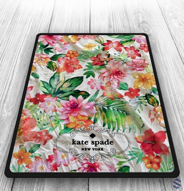 "Best Kate Spade Floral Custom Colorfull Blanket 58"" x 80"" Inch Exclusiv Design #Unbranded #Modern #Top #Trend #Limited #Edition #Famous #Cheap #New #Best #Seller #Design #Custom #Gift #Birthday #Anniversary #Friend #Graduation #Family #Hot #Limited #Elegant #Luxury #Sport #Special #Hot #Rare #Cool #Cover #Print #On #Valentine #Surprise #Kate #Spade #Blanket"