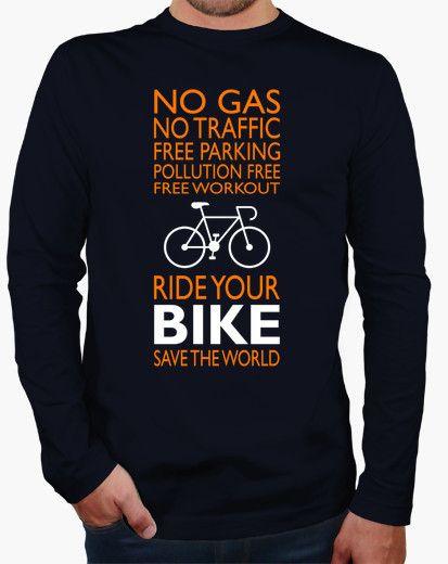 T-shirt Ride your Bike