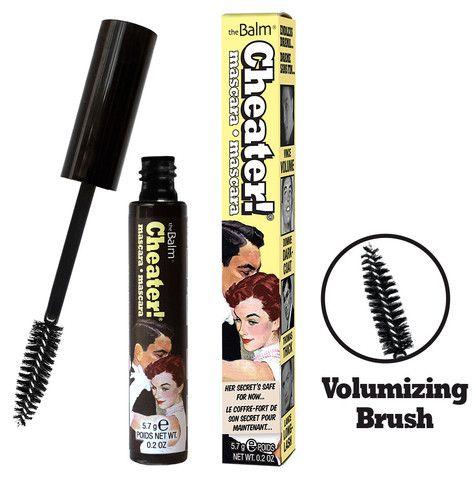 Cheater!® -- Black Mascara