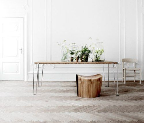Slim Jim table by Roland Graf for Fredericia Furniture (DK) @ Dailytonic