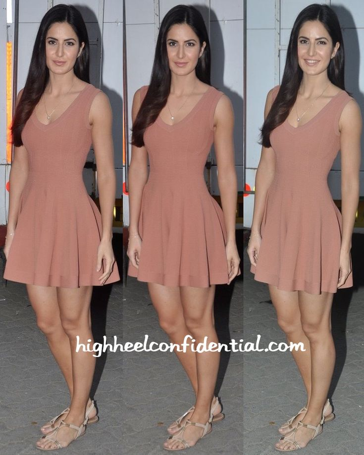 Katrina Kaif Photographed At A Studio For Fitoor Promotions