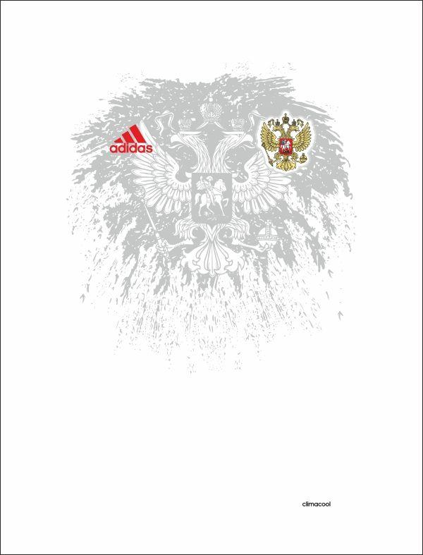 Diseños, vectores y más: Rusia 2016 camiseta visita