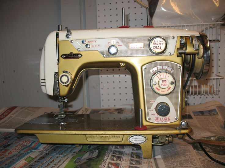 japan sewing machine brands
