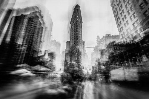 Flatiron Building by Carla DLM