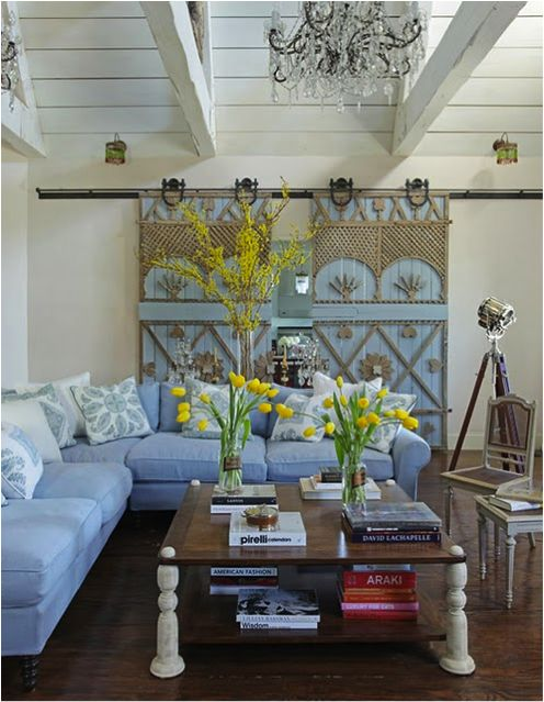 love the sectional. love the blue and yellow