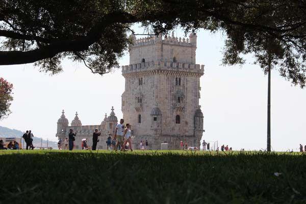 Trip to Lisbonne, Portugal