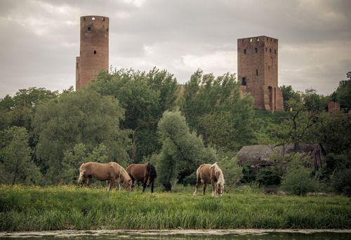 Czersk Castle, Mazovia, Poland