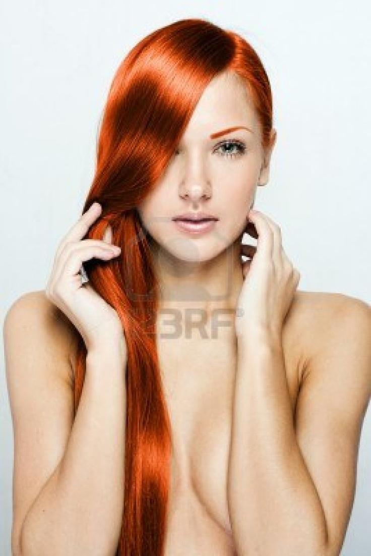 Hot redhead kyla gets accidental creampie
