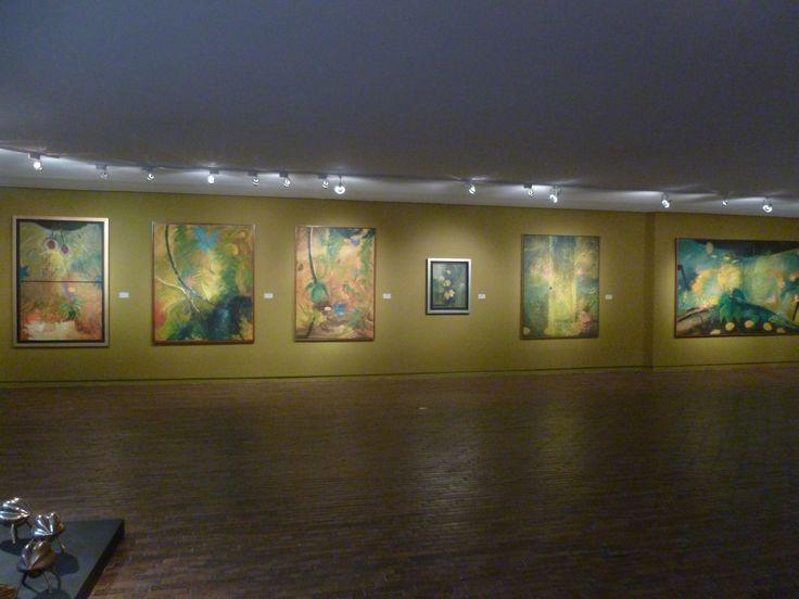 Ha expuesto en varios Museos y galerías privadas de Colombia al igual que en España, USA, Francia, Suiza.  Sus obras han sido rematadas en casas de subasta en New York
