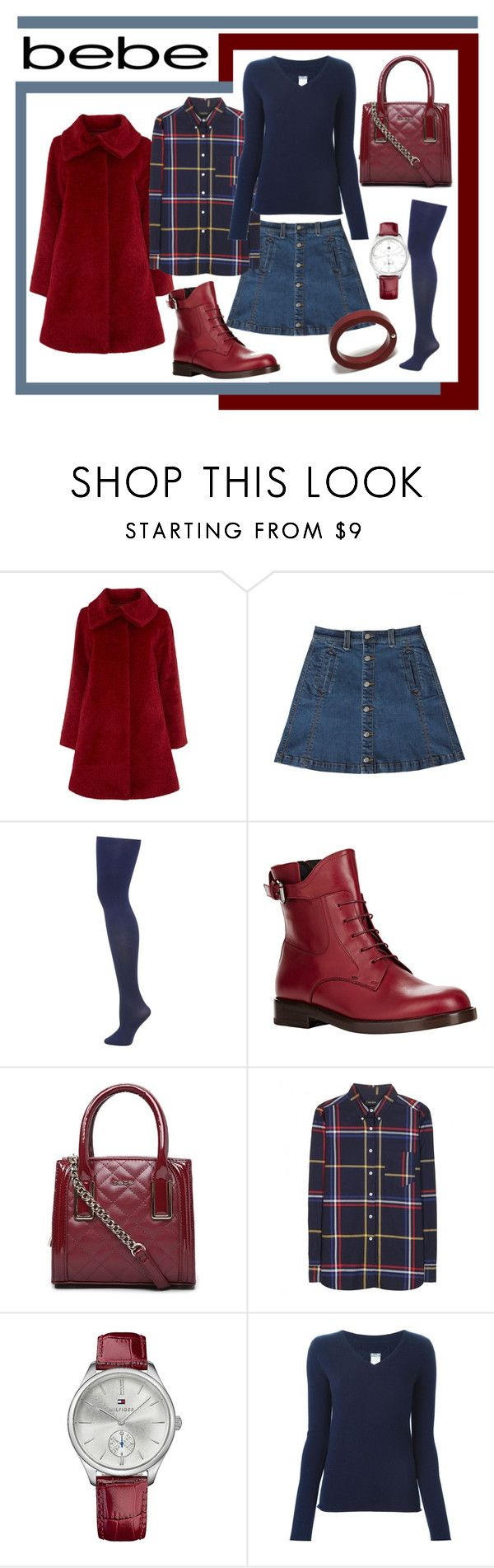 """""""Destination Runway with bebe : Contest Entry"""" by broomjockey on Polyvore featuring Bebe, MaxMara, M&Co, Lanvin, Isabel Marant, Tommy Hilfiger, KristenseN du Nord, Lizzie Fortunato and beiconic"""