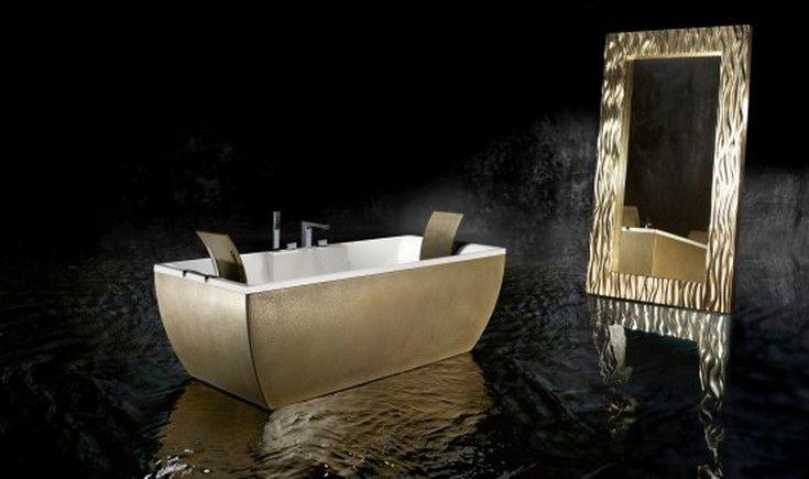 Appliances: Free Standing Metal Soaking Bathtubs - http://homeypic.com/free-standing-metal-soaking-bathtubs/