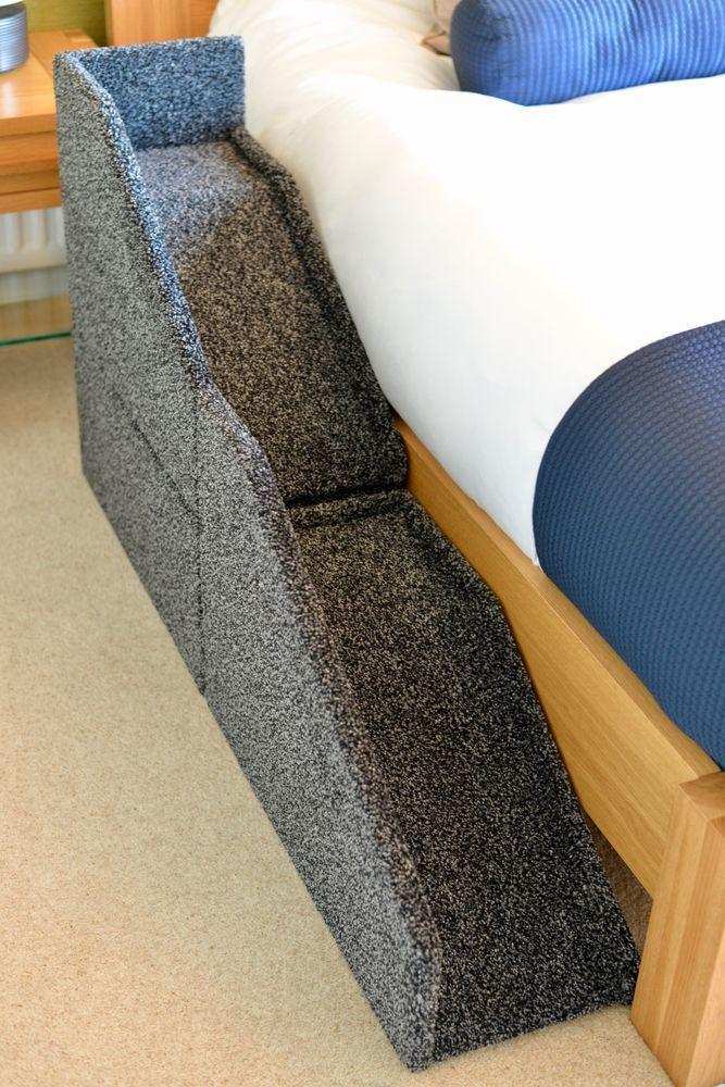 Details about Dog Ramp Handmade Indoor Pet Cat Dog Bed
