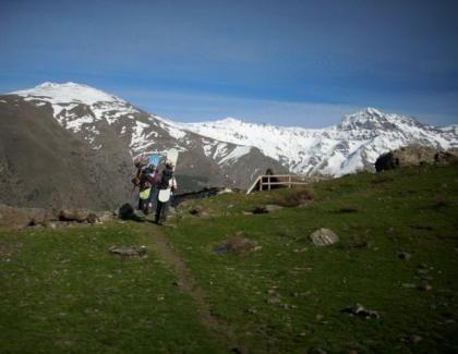 Esquí fuera de pista Sierra Nevada hasta Güéjar Sierra » Tuawo