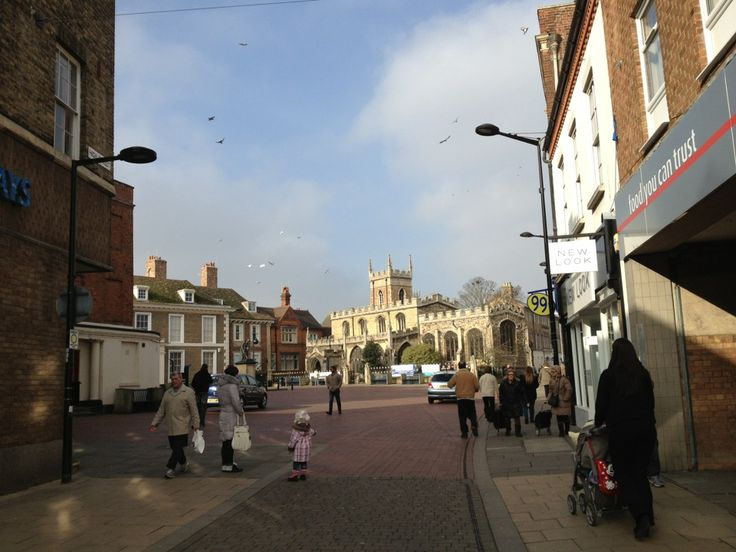 Huntingdon in Cambridgeshire, Cambridgeshire