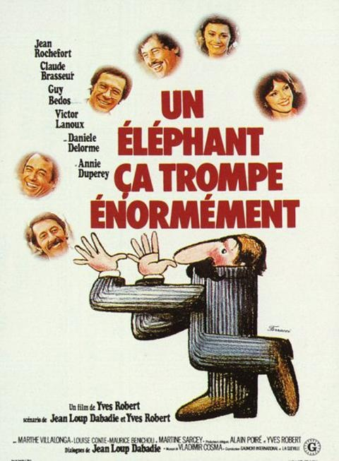 To watch and watch again and again... for the humor, the great actors, the music of Vladimir Cosma, etc...etc...