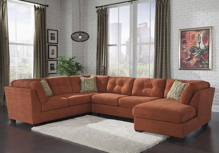 Living Room Sectional: Wilson 3-Piece Sectional by Ashley Furniture at Kensington Furniture