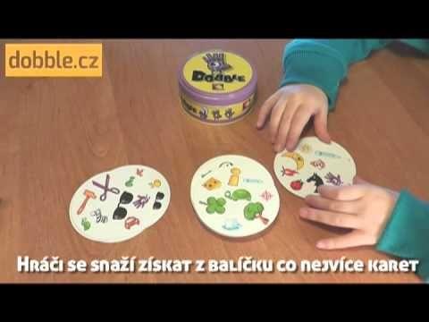 Dobble.cz - Pekelná věž (Mini-hra 1) - YouTube