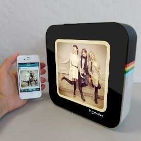 Instacube? definitely yesIdeas, Gadgets, Social Media, Digital Photos Frames, Products, Pictures Frames, Retrato-Port Digital, Instacub, Instagram Photos