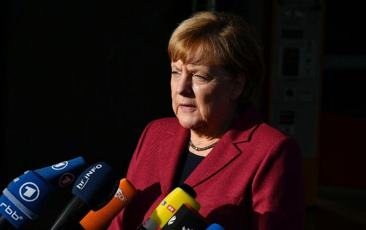 #Crunch time for #Merkel to build #coalition or face new elections...