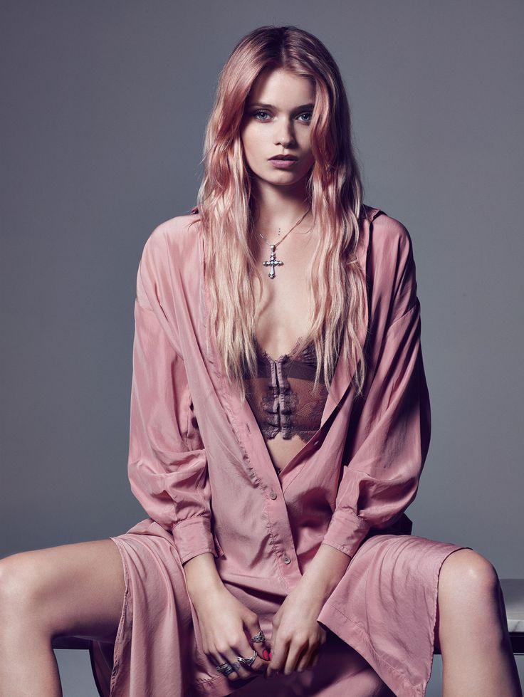 Up-and-Coming Stars - Abbey Lee Kershaw-Wmag