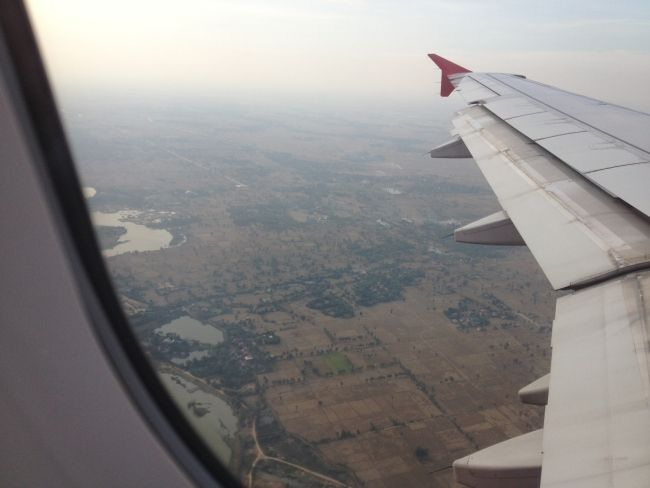 First impressions – a Kiwi in Cambodia