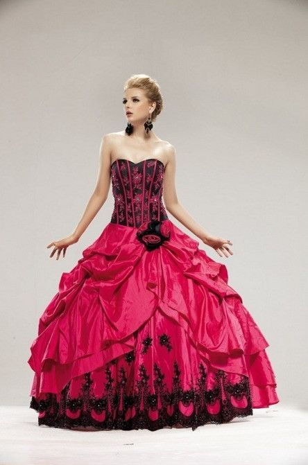 AB16010 Quinceanera Sweet 16 Prom Ballgown Dress