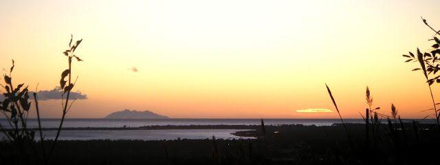 Soleil levant ves Biguglia --- VOCE DI RUTALI....la suite