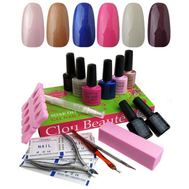 Clou Beaute UV Gel Nail Polish Wholesale Nail Supplies