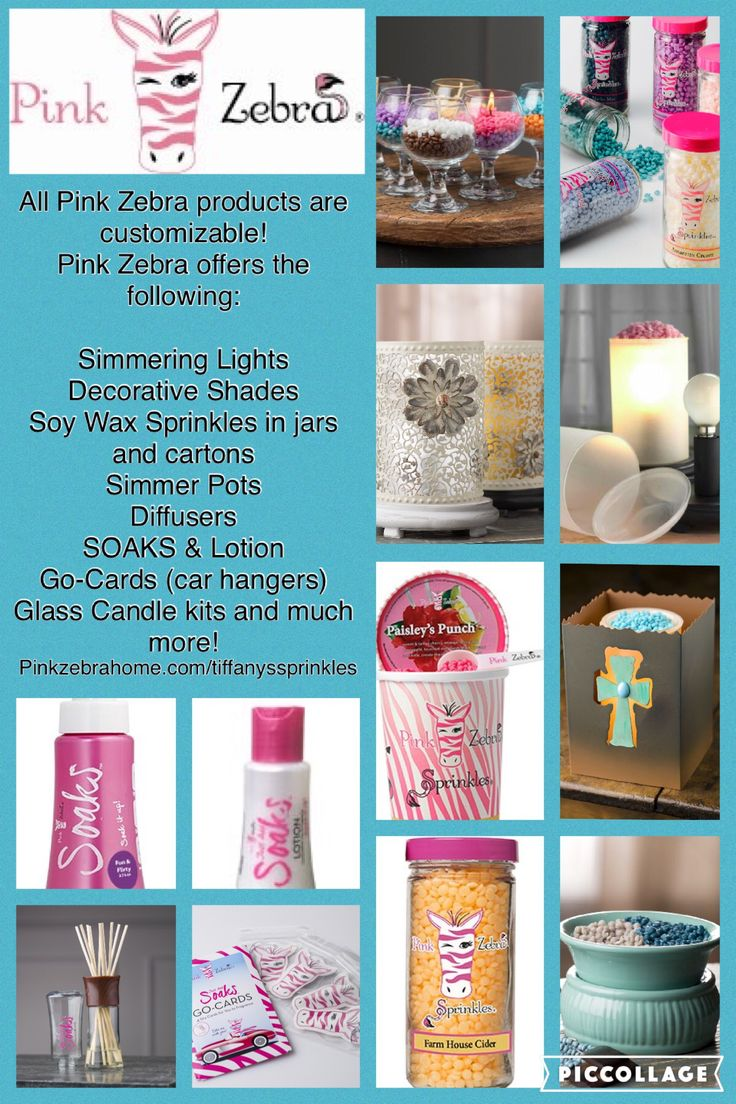 Pink Zebra sprinkles and other products.  Http://pinkzebrahome.com/tiffanyssprinkles