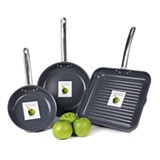 Wonder what Chef Mark McEwan uses in his kitchen? Cook like a pro with Thermolon Rocks by GreenPan. #ilovetoshop