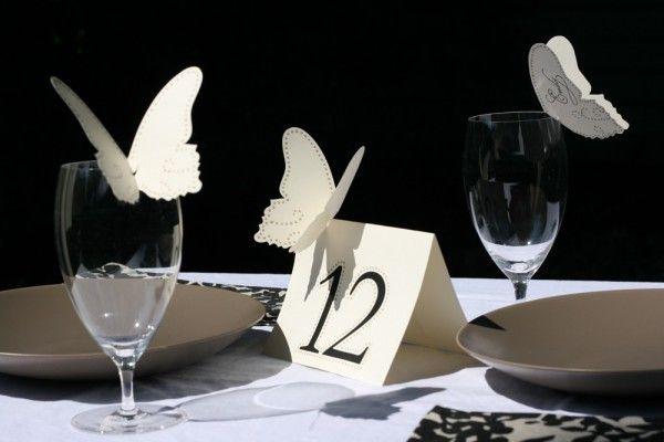 Pretty Chic Blog – Modern Scandinavian Weddings , Archive » Bordopdækning: Tidsløse bordkort