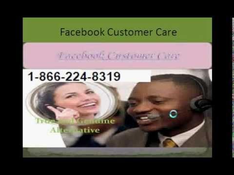 Facebook Customer Care Number @1-866-224-8319