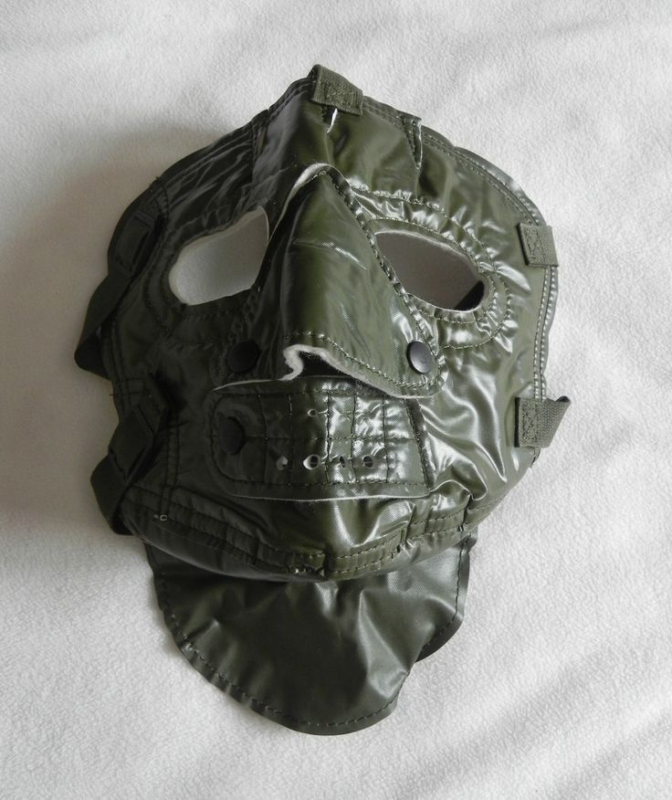 New Government Issue US Military Surplus Extreme Cold Weather Face Mask Green | eBay