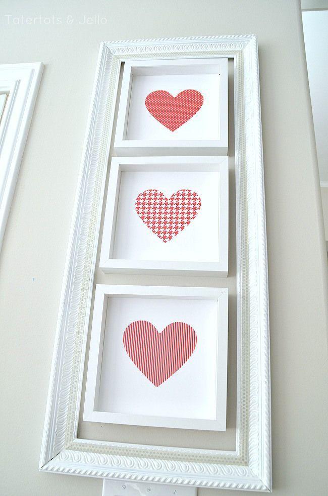 Free Valentine's Day Heart Printables