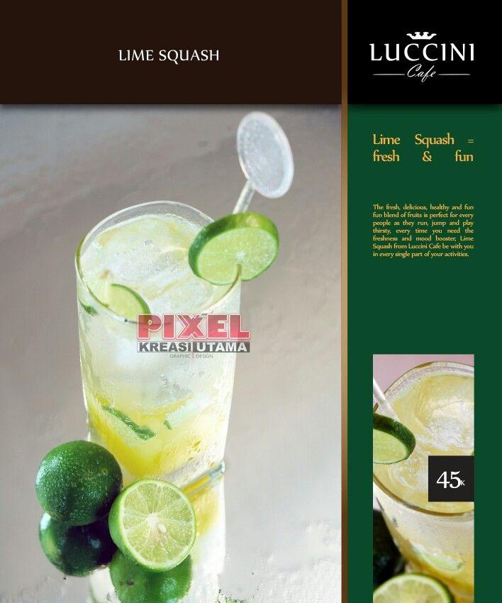 Lime Squash