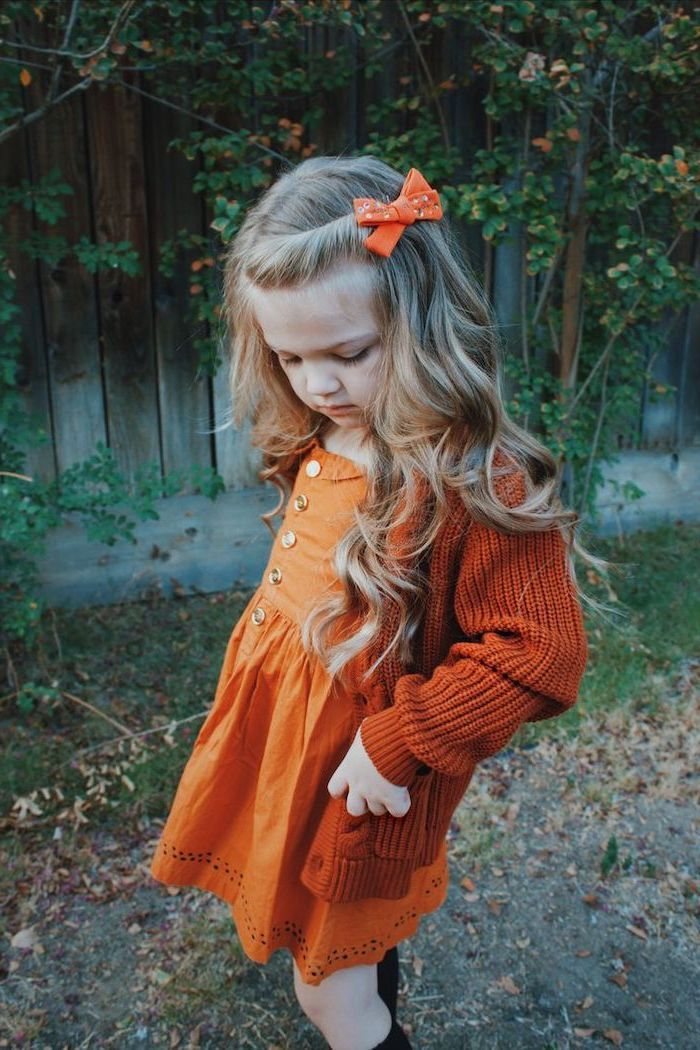 ▷ 1001 + ideas for beautiful and easy little girl hairstyles