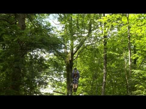 ▶ Deerfield Valley Canopy Tour - This was such an exhilarating day! Highly recommend wherever you are! We had the best time!!