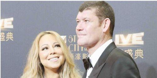 Negocia Mariah Carey la ruptura con su novio multimillonario |...