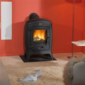 1000 ideas about poele a bois fonte on pinterest log burner poele and poe - Poele a bois chargement lateral ...