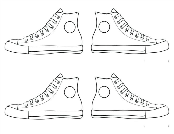 Image Result For Pete The Cat Free Printables Pete The Cat Shoes Shoe Template Cat Shoes