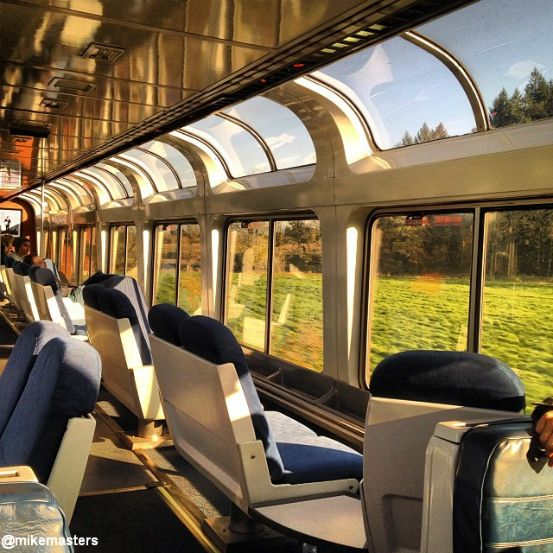 95 Best Views From Amtrak Trains Images On Pinterest