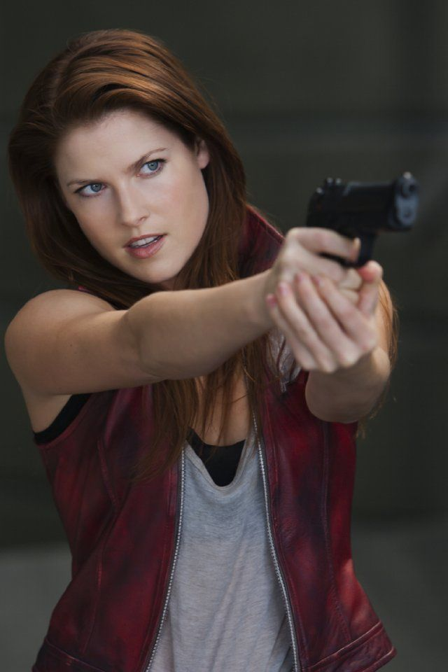 Apocalypse, zombies, guns, and death everyday, but nothing beats a perfect hair day!! I want her hair!